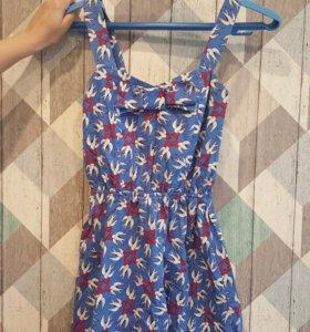 Платье Сарафан Topshop 36 размер (42)
