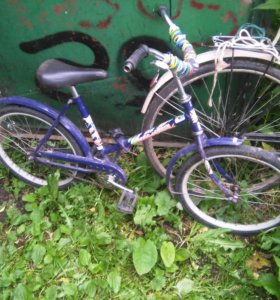 Велосипед школьник. Складнои