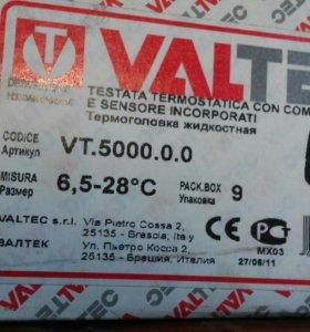 Термоголовка жидкостная Valtec VT 5000.0.0