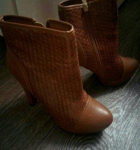 Сапоги, босоножки, туфли