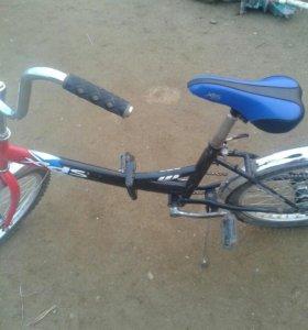 Продаю велосипед подростковый в отличном состоянии