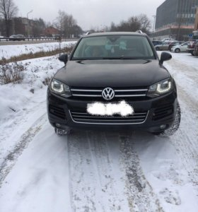 Volkswagen Touareg 3.0 дизель