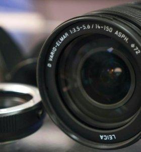 Leica 14-150, f3,5-5,6