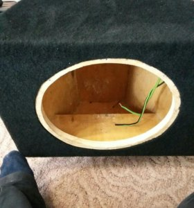 Короб для саббуфера
