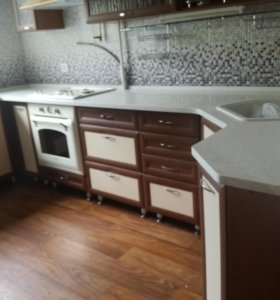 Кварцевые столешницы на вашу кухню