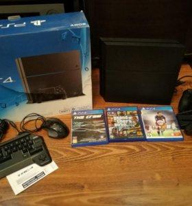 PlayStation 4 , игры , комплект