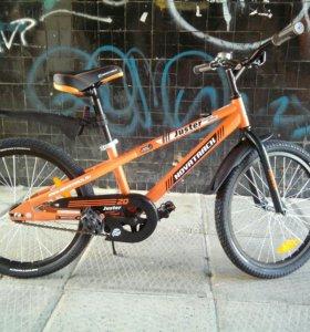 Велосипед подростковый 6-9 лет