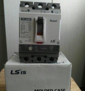 Автоматический выключатель TS100N (50kA) ETS23 40A