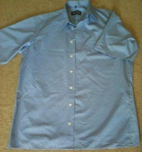 Рубашка муж.новая .ворот 40 см Германия