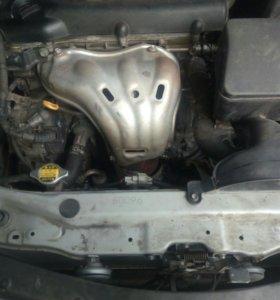 Двигатель и акп автомат ,2.4