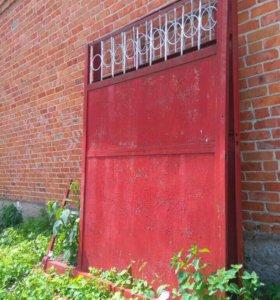 Ворота бу