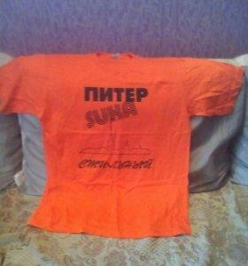 Новая прикольная футболка