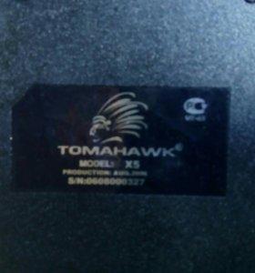Сигнализация tomogavk x5