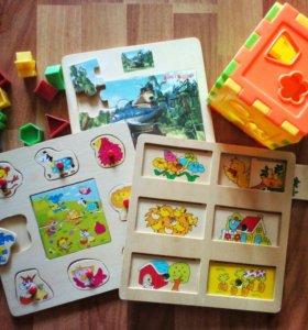 Развивающие игры для малышей