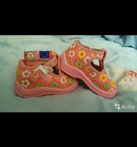 Туфли детские, размер 18