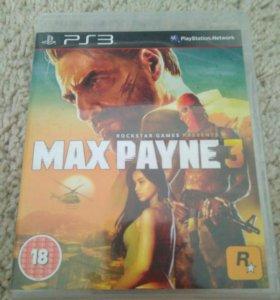 Max Payne 3 на Ps3
