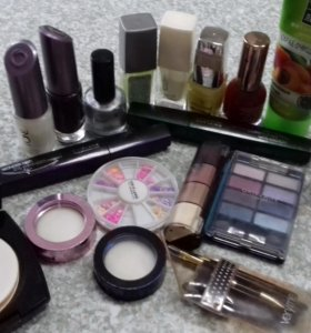 Набор косметики пакетом