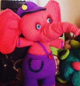 Слонёнок Пуфф