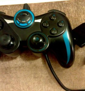 Геймпад для PS2 (+PS3 и PC)