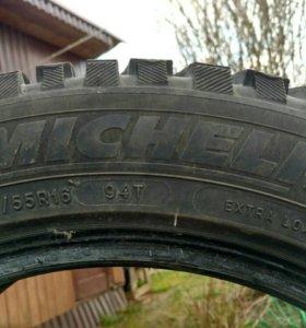 Шины зимние шипованные Michelin