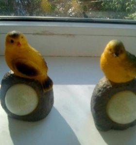 Фанерки птиц