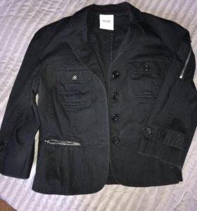 Пиджак с баской Moschino Cheapandchic