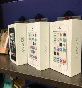 Apple iPhone 5s (16/32/64) LTE+ Стекло