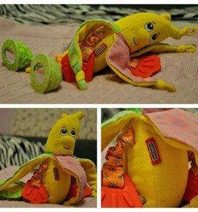 Игрушки для малышей 4шт