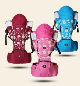 Хипситы-рюкзаки эрго Rooya Baby