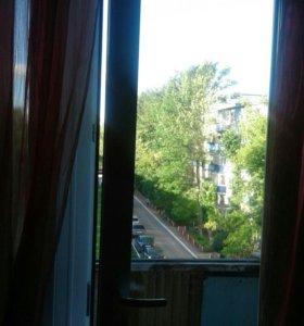 Стекла для стекления рам на балконе б.у