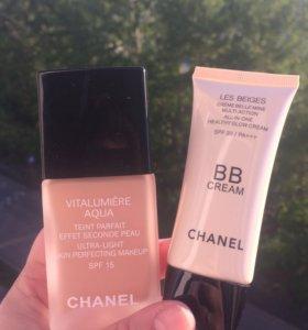 Тональные крема Chanel