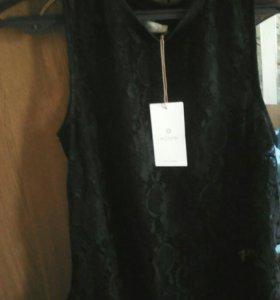 Блузка новая, гипюровая