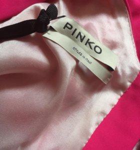Платье розовое Pinko