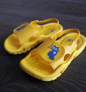 Детская обувь для пляжа и бассейна Joss Bimbo