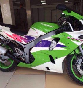 Kawasaki zx6r,без пробега по рф