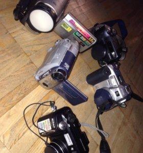 Видеокамера Dcr-hc30e