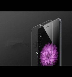 Броне стекла на айфоны 4,5,6,6+