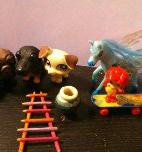 Разные игрушки