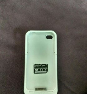 Чехол-зарядка iPhone 4/4s
