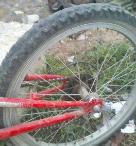 Велосипед для дерта