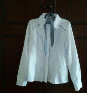 Рубашка к школе для девочек