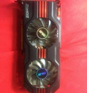 Видеокарта Asus gtx 560