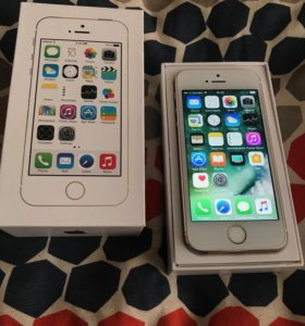 iPhone 5s, 16, золотой