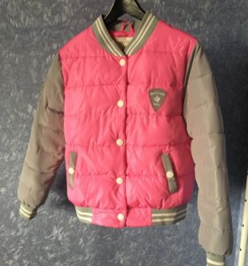 Куртка бомбер, размер S
