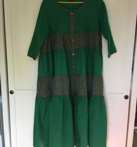 Платье в стиле бохо новое