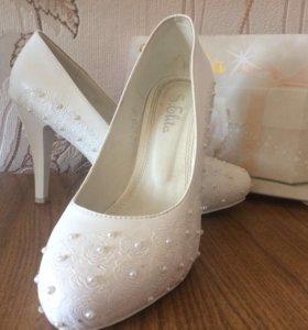 Туфли свабедные