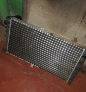 радиатор на ваз 2110-2112