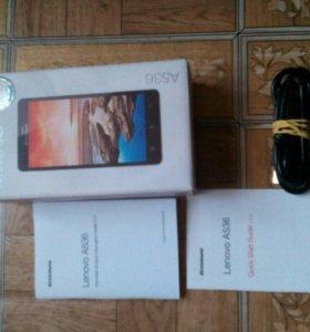 Телефон Lenovo A 536