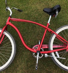 Schwinn Cruiser One Red