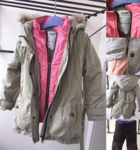 Куртка KANZ демисезон 4-5 лет